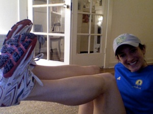 New Shoes = Big Smile