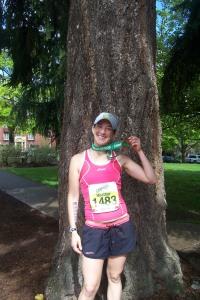 Post marathon. Not dead!